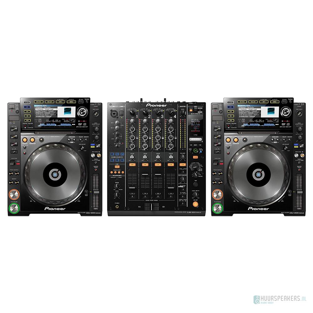 Pioneer Nexus DJ Set