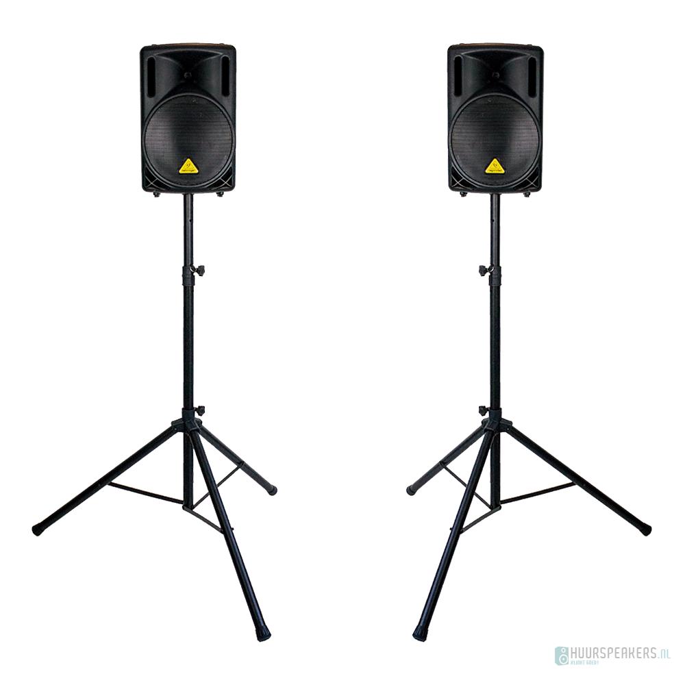 Speaker Set 40 Personen