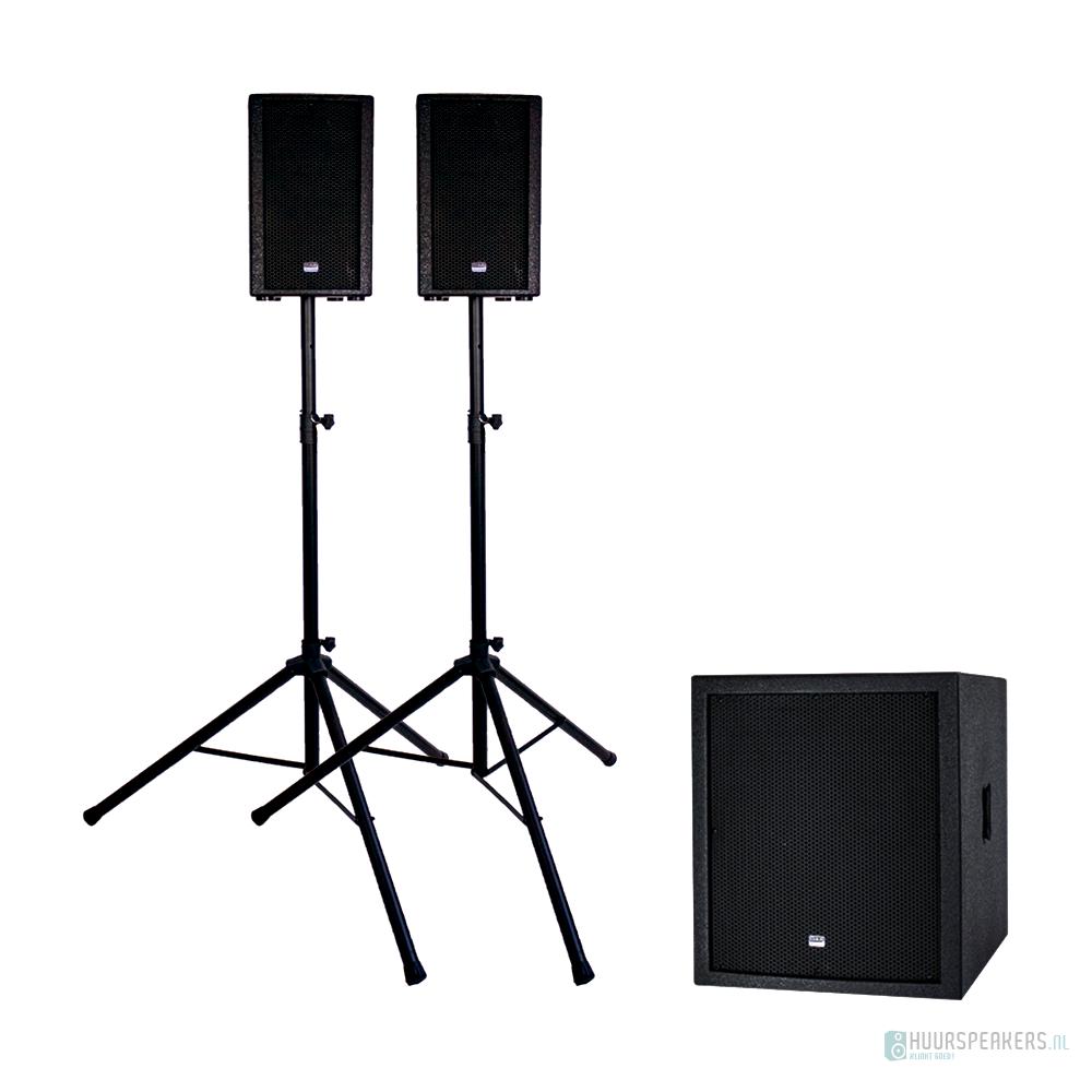 Speaker Set 100 Personen