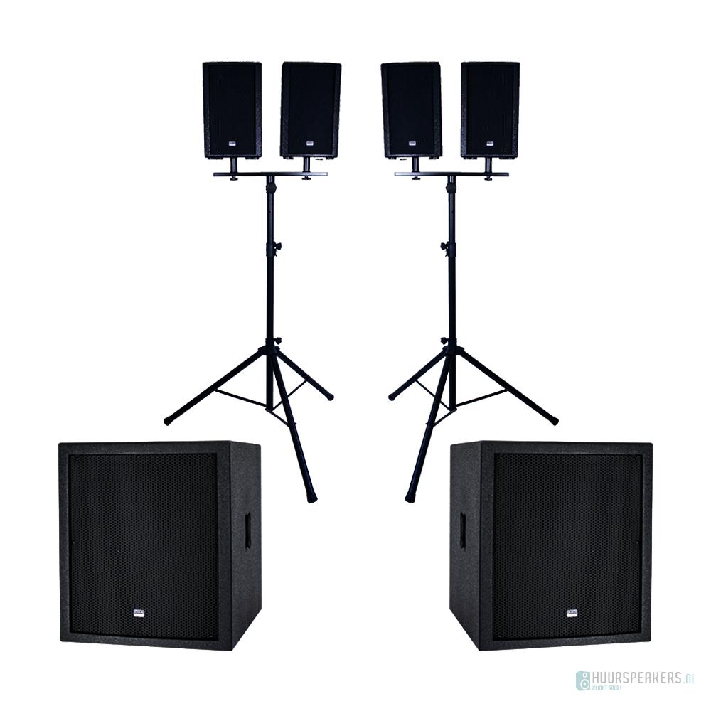 Speaker Set 150 Personen